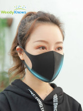 Anti-fog and haze star Pitta masks for men and women. Dust-proof pollen is breathable and washable in spring and summer.