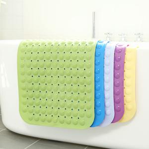浴室防滑垫淋浴洗澡浴缸卫生间厕所卫浴防水脚垫子家用<span class=H>地垫</span>门垫