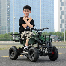 Children's beach car kart small four-wheeled motorcycle Mini off-road motorcycle mountain bike factory direct sales