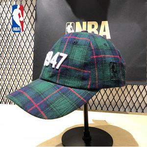 <span class=H>NBA</span>专柜国内代购软顶鸭舌帽男女同款数字1984 1947刺绣潮流<span class=H>帽子</span>