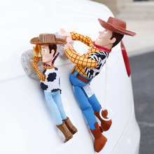 Bass light year rescue Hu Di car top decorative dolls tail funny funny hero alliance auto exterior decoration