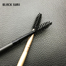Eyebrow brush eyebrow brush eyebrow brush a set of spiral curvature eyebrow comb portable beginner hard curl makeup brush professional