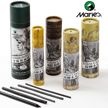 Mali cotton willow charcoal strip sketch carbon rod horsepower charcoal pen tool painting wholesale charcoal strip design typing carbon fine strip