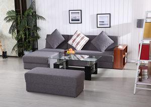 可拆洗多功能沙发 日式小户型 带储物布艺<span class=H>沙发床</span>