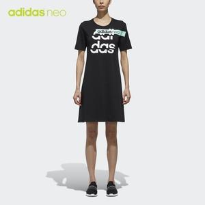 阿迪达斯官方adidas neo 女子 裙子 DM4069 DM2032