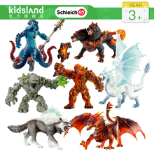 Schleich Siler Eldrador Knight Monster Series Animal Static Model Children's Toys