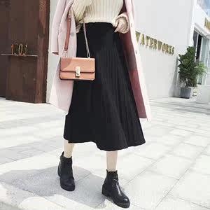 【9月13号】2018秋季新款<span class=H>女士</span>半裙3006