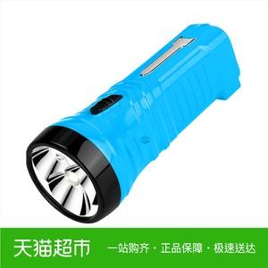 雅格LED可充电验荧光剂验钞照明多功能家用户外手电筒