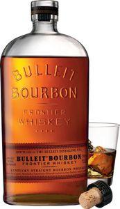 美国进口洋酒 Bulleit Bourbon <span class=H>Whiskey</span> 布莱特波旁<span class=H>威士忌</span> 包邮