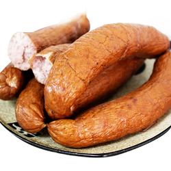 红肠哈肉联传统红肠香肠哈尔滨红肠散装真空包装红肠 含肥肉500g