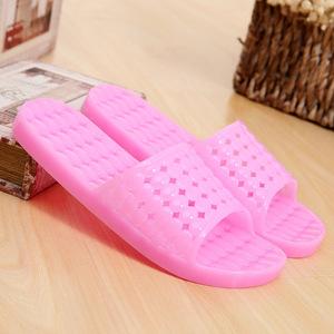 夏季塑料<span class=H>拖鞋</span>女士平底洞洞凉<span class=H>拖鞋</span>居家浴室室内洗澡漏水防滑<span class=H>女鞋</span>子