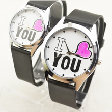Silicone belt lovers watch lovers casual quartz watch business gifts watch wholesale watches wholesale