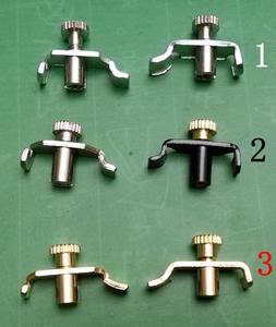 特价2个装二胡小提琴微调器旋钮进口德国<span class=H>乐器</span>配件1/81/101/161/32