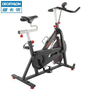 迪卡侬 动感单车家用静音室内自行车脚踏健身车健身器材FIC QC